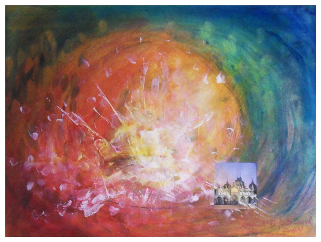 Bild Geburt des Lichtes